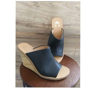 charming charlie wedges  size 7